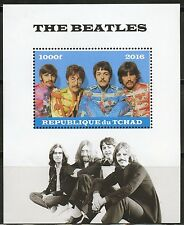CHAD 2016 THE BEATLES SOUVENIR SHEET MINT NH