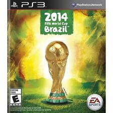 Factory Sealed PS3 2014 FIFA World Cup Brazil (Sony PlayStation 3, 2014)