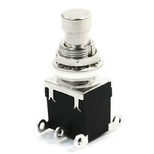 6Pins DPDT Momentary Stomp Foot Switch for Guitar AC 250V/2A 125V/4A T1