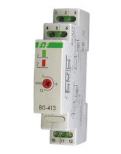 Bistable relay BIS-413 with timing switch, 230V AC, Output 16A/250V