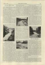 1915 Some Waterpower Developments In Nova Scotia Operating Goldmine