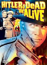 DVD Hitler Dead or Alive: Ward Bond Dorothy Tree Warren Hymer Paul Fix Faye Wall