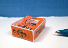 "Dollhouse Miniature ""Butter Nut"" Candy Box w/ 4 removable Bars"