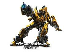 TRANSFORMERS BUMBLE BEE Photo Poster Print Wall A4 260GSM