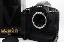 """Mint"" Canon EOS-1V HS SLR 35mm Film Camera Only 51 Roll From Japan #354"