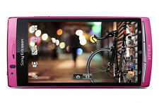 New Unlocked Sony Ericsson XPERIA arc S LT18i 8MP Pink Android Smartphone