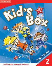 Kid's Box 2 Pupil's Book: Level 2, Tomlinson, Michael, Nixon, Caroline, Very Goo