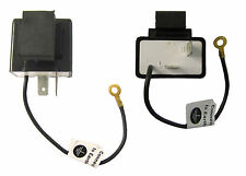 INDICATOR FLASHER RELAY 12v (RECTANGLE) 2 PIN FOR LED'S BULBS