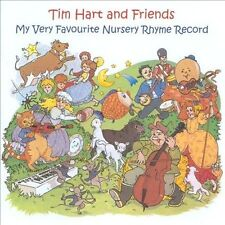 NEW My Very Favourite Nursery Rhyme Record CD (CD) Free P&H