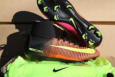 $300 Nike Mercurial Superfly V FG 831940 870 Premium Soccer Cleats Sz 10