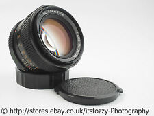 Yashica ML 50mm f/1.4 Prime Standard Lens Contax/Yashica Mount