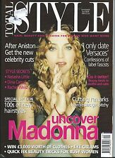 MADONNA *TOTAL STYLE* SEPT / OCT 1999 DINA CARROLL MINT