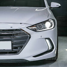 DRL Daytime 2WAY LED Fog Light Lamp+Cover LH/RH Assy for HYUNDAI 2017 Elantra AD