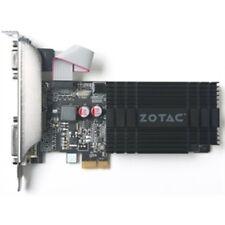 Zotac Video Card ZT-71304-20L GT 710 1GB DDR3 64Bit PCI Express x1 DVI/HDMI/VGA