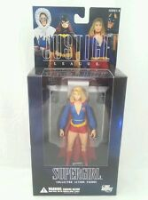 DC Direct Alex Ross Justice League Supergirl Action Figure NEW