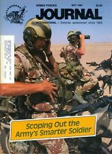 1986 Armed Forces Journal Magazine: Scoping Out the Army's Smarter Soldier