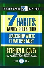 The 7 Habits Family Collection: Leadership Where It Matters Most Your Coach in