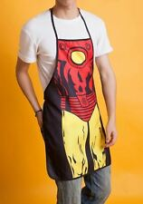 Creative Marvel Iron Man Superhero Anime Comics Cooking Funny Apron