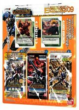 22656 AIR NEW Gundam War Booster Draft Entry Pack '09 (vol.3)