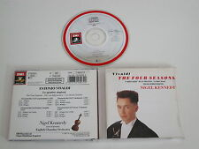 VIVALDI/THE FOUR SEASONS - NIGEL KENNEDY(EMI CDC 7 49557 2) CD ALBUM