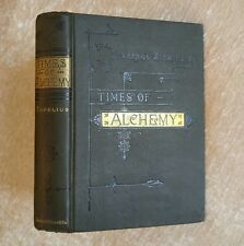 Times of Alchemy Surgeon's Stories Topelius Antique 1884 Victorian Fiction