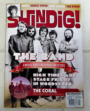 UK SHINDIG Magazine 2016 Issue No 54 The BAND WOODSTOCK Bowie OCCULT PSYCH Coral