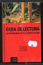 GUIA DE LECTURA - LES MILLORS NOVEL.LES DE LA NOSTRA HISTORIA