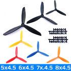 1Paar 3 Blatt Propeller für Multicopter - CW CCW Luftschraube Blade Quadrocopter