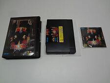 Real Bout 2nd Run W/ Gold Warning Seal SNK Neo-Geo AES Japan EXC