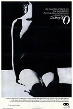 THE STORY OF O Movie POSTER 27x40 Corinne Clery Anthony Steel Udo Kier Jean