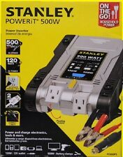 Stanley PI500PS 500W Power Inverter AC/DC USB Charger