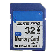 32GB 32G Mirco SD Secure Flash  Memory Card Digital High Capacity For Camera