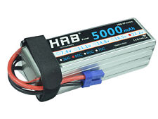HRB 6S 5000mAh RC Lipo Battery Pack 22.2v 50C-100C For DJI Drone S1000 Plane
