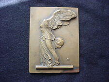 Winged Victory Of Samothrace Medal by Arthus-Bertrand