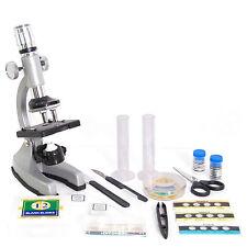 DynaSun GMPZ-C1200 Microscopio in Metallo 1200x Set Didattico con Accessori