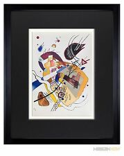 Wassily KANDINSKY Lithograph SIGNED Limited Ed. 25x28in +Archival FRAMED