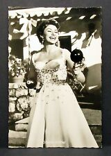 Gisela Griffel - Actor Movie Photo - Foto Autogramm-Karte AK (Lot-H-465
