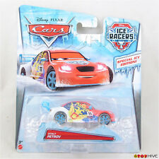 Disney Pixar Cars Vitaly Petrov Ice Racers Special Icy Editiion 2014 Mattel
