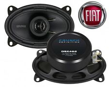 CRUNCH 6x4 COAXIAL SPEAKER FOR FIAT Ducato 1981-2002 STRAIGHT FIT