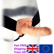 Strapon Dildo-Realistic Big - Unisex Lesbian Male - Everlasting Hollow