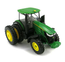 NEW John Deere 7270R Tractor w/Duals 1/64 Scale Collector Card Included TBE45478