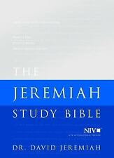 The Jeremiah Study Bible: What It Says. What It Means. What It Means for You. (N
