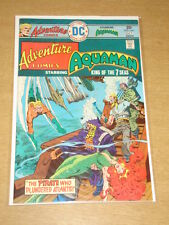 ADVENTURE COMICS #441 VF (8.0) DC BRIAN BOLLAND COLLECTION WITH SIGNED CERT