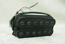 NEW! Bare Knuckle Aftermath open BRIDGE humbucker pickup in black w/ black bolts