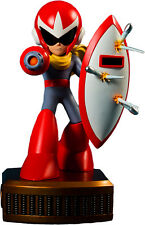"MEGAMAN - 13"" Proto Man Polystone Statue (First 4 Figures) #NEW"