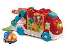 VTech Baby Tut Tut Baby Flitzer Autotransporter Einfache Spielmodelle Spielzeug