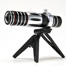 5-15x Variable zoom Lens Telescope for  S2/3/4/5 Note 3/4 iphone 5/6 plus ipad 4