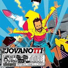Jovanotti: Lorenzo Negli Stadi - Backup Tour 2013 - Box 2 CD 2 DVD