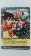 Carte Dragon Ball Z Sur la route des arts martiaux D-843