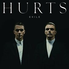 HURTS - EXILE CD ALBUM (MARCH 11th 2013)